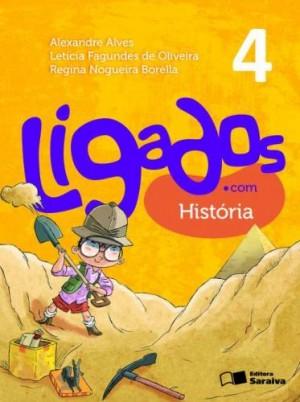 Ligados.com História 4º Ano - 1ª Edição