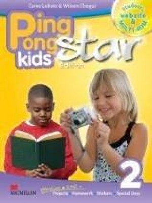 Promo - Ping Pong Kids Star Edition Students Pack - 2