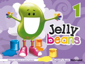 Jelly Beans Students Book 1