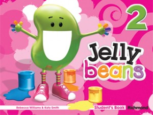 Jelly Beans Students Book 2