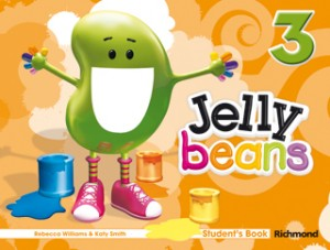 Jelly Beans Students Book 3