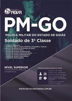 Apostila PM-GO - Soldado 3º Classe