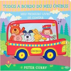 Meu primeiro livro de contar - Todos a bordo meu ônibus