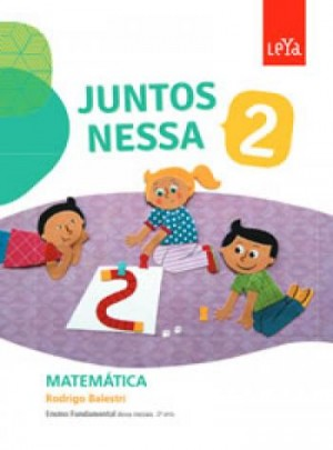 Juntos Nessa Matemática 2º Ano - 1ª Edição