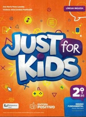 Just For Kids 2º Ano - 2018 - 3ª Edição