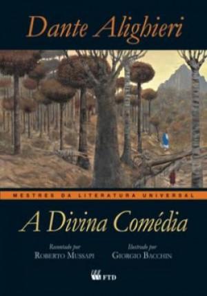 Divina Comédia, A - Mestres da Leitura Universal