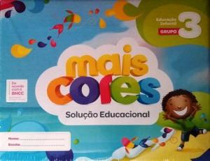 Mais Cores Solução Educacional Grupo 3 - BNCC