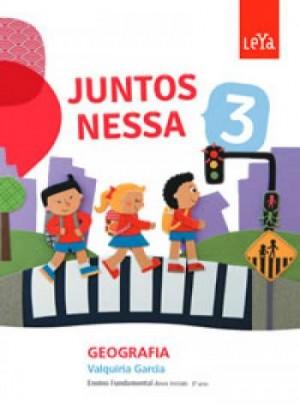 Juntos Nessa Geografia 3º Ano - 1ª Edição
