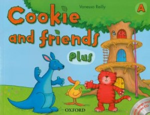 Cookie And Friends Plus - A