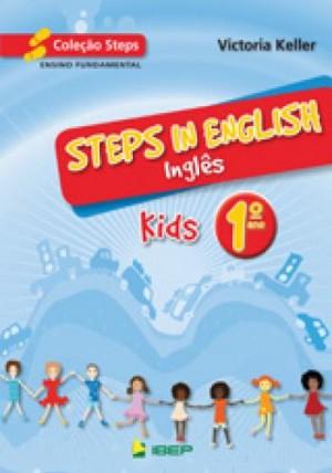 Steps in English Kids - Inglês 1. Ano