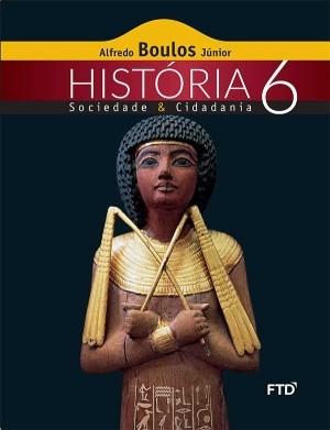 História Sociedade e Cidadania Caderno de Atividades 6º Ano