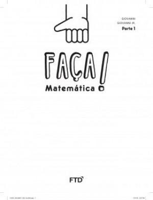 Faça Matemática - A Conquista - 1º Ano