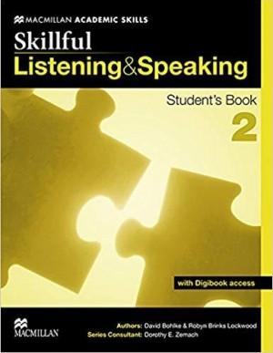 Skillful Listening & Speaking Student`s Book 2