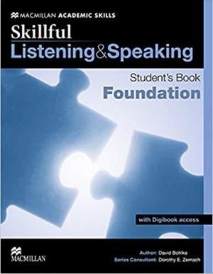 Skillful Listening & Speaking Student`d Book Foundation
