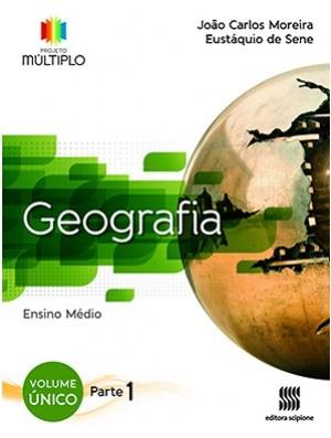 Projeto Múltiplo Geografia Volume Único - 1ª Edição