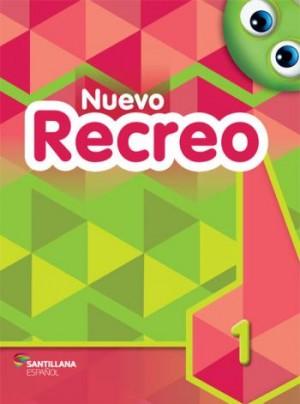Nuevo Recreo 1º Ano - 3ª Edição