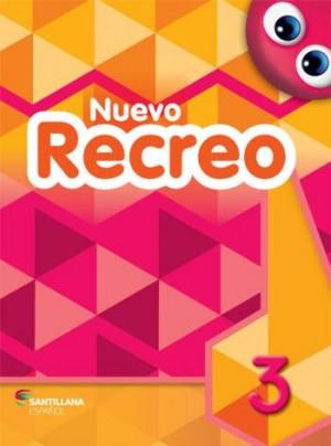 Nuevo Recreo 3º Ano - 3ª Edição