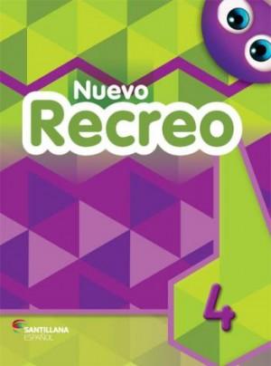 Nuevo Recreo 4º Ano - 3ª Edição