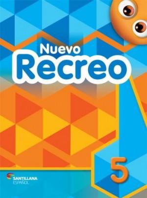 Nuevo Recreo 5º Ano - 3ª Edição