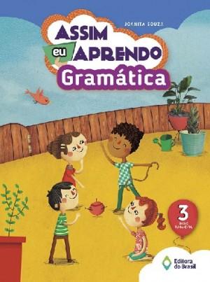 Assim eu Aprendo Gramática 3º Ano