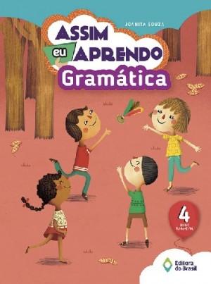 Assim eu Aprendo Gramática 4º Ano