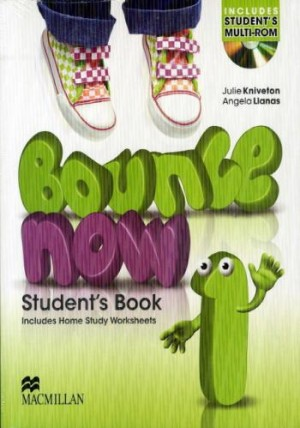 Bounce Now Students Book 1