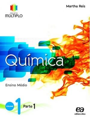 Projeto Múltiplo Química Volume 1 - 1ª Edição
