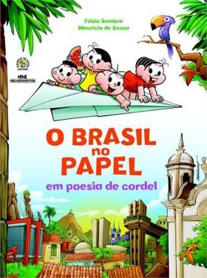 O Brasil No Papel Em Posia De Cordel