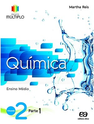 Projeto Múltiplo Química Volume 2 - 1ª Edição