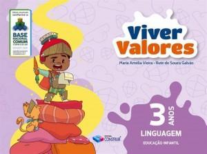 Viver Valores Linguagem 3 Anos - 2019