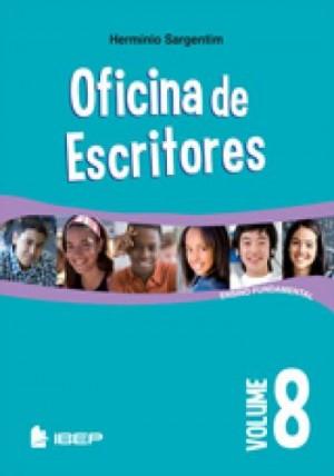 Oficina de Escritores Volume 8 - 1ª Edição