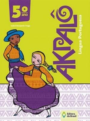Akpalô Português 5º Ano - 3ª Edição
