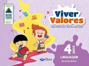 Viver Valores Linguagem 4 Anos - 2019