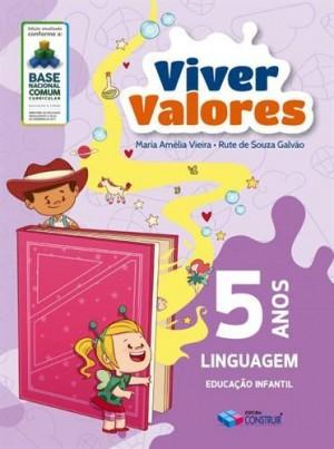 Viver Valores Linguagem 5 Anos - 2019