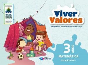 Viver Valores Matemática  3 Anos - 2019