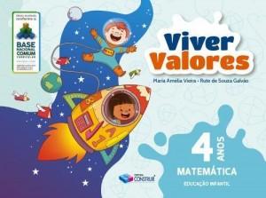 Viver Valores Matemática  4 Anos - 2019