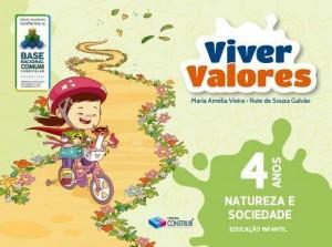 Viver Valores Natureza e Sociedade 4 Anos - 2019