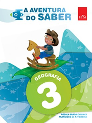 A Aventura do Saber Geografia 3º Ano - 2ª Edição