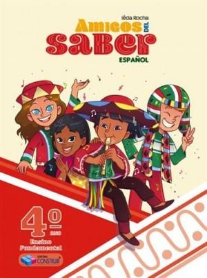 Amigos Del Saber Español 4º Ano - 2019