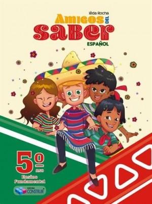 Amigos Del Saber Español 5º Ano - 2019