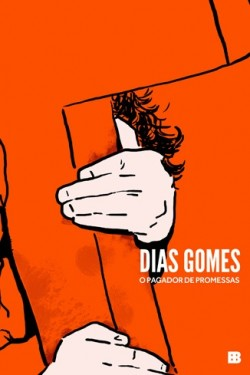 O Pagador de Promessas (Capa Laranja)
