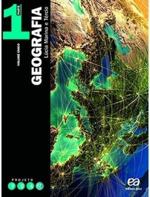 Projeto Voaz Geografia Volume Único - 1ª Edição