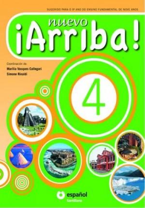 Nuevo Arriba! 4 - 3ª Edición