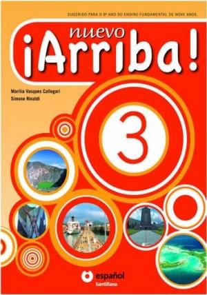 Nuevo Arriba! 3 - 3ª Edición