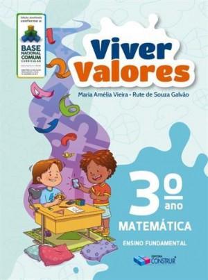 Viver Valores Matemática 3º Ano - 2019