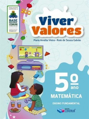 Viver Valores Matemática 5º Ano - 2019