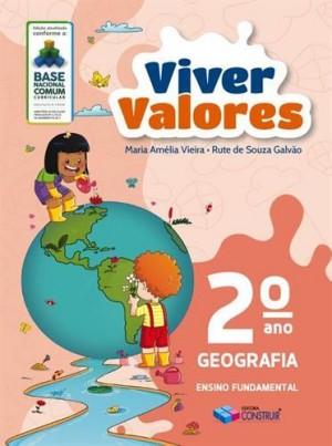 Viver Valores Geografia 2º Ano - 2019