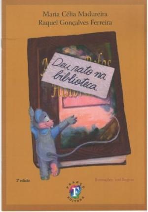 Deu Rato na Biblioteca