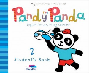 Pandy The Panda Students Book 2
