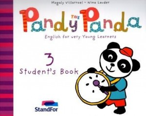 Pandy The Panda Students Book 3